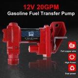 12V 20gpm車の鋳鉄の置換液体燃料の運輸ポンプ