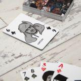 Спереди и сзади обеих сторон Custom печатные Игральные Карты