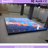 Plancher de danse vidéo interactif LED