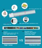 높은 루멘 160lm/W PF>0.98 T8 LED 관