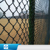운동장을%s PVC에 의하여 직류 전기를 통하는 용접된 /Garden/Chain 링크 검술하거나 담