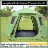 Поголовье крыши высоты выбирает вверх свободно стоя автоматический шатер шестиугольника