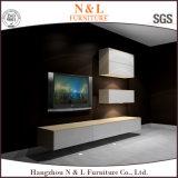 Hölzerner Kraftstoffregler-Fernsehapparat-Tisch im Wohnzimmer-Möbel-Schrank