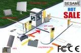Lector de tarjetas de la frecuencia ultraelevada con IP/TCP para el sistema del estacionamiento (SLR12T)