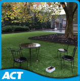 人工的な庭の草ペットカーペットL40
