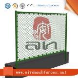 Galvanizado PVC Coated Chain Link Fence com bom preço