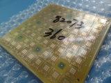 プリント基板PCB 6つの層の黄色いSoldermask 0.6mm厚く