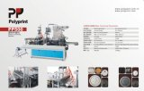 PS, Huisdier die, de Dekking van de Kop van pvc Machine vormen (ppbg-500)