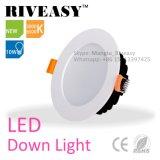 실내 램프를 위한 10W LED 통합 Downlight