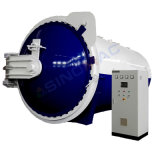 Autoclave de ligação de vidro Aprovado Ce de 3000X6000mm (SN-BGF3060)