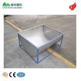 Edelstahl-Plastikpartikel-Zufuhrbehälter