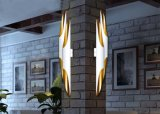 Éclairage moderne très merveilleux de lampe de mur de projet de modèle pour le club/barre