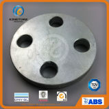 Гальванизированная слепая сталь углерода фланца A105 Bl выковала фланец (KT0469)