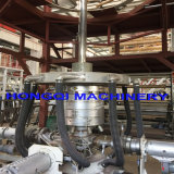Three Layers Tower Rotation Coextrusion Blown Film Machine