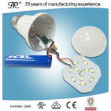 9W 12W LED de luz de emergencia recargable