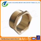 Hex Rosqueado Brass Male Bush Pipe Fittings