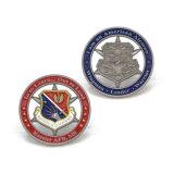 La policía de encargo del Ejército del EE. UU. acuña para el recuerdo