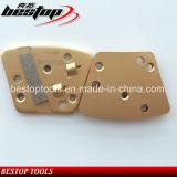 Плита PCD меля с 6 отверстиями для американского рынка