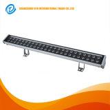 Arandela de la pared de la viruta 220V 36W 48W 60W LED de Epistar del Ce IP65 para al aire libre