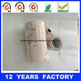 Lingote serrado auto-adhesivo y cinta de cobre de la hoja del caracol