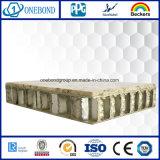 Fiberglas-Steinbienenwabe-zusammengesetztes Panel für Dekoration
