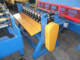 Simple máquina de corte longitudinal / de corte longitudinal de acero cortadora de línea Bobinas
