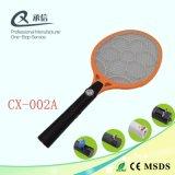 Racchetta ricaricabile dell'insetto di vendita della zanzara della presa del blocco elettrico caldo dell'assassino con il LED, Repeller di controllo dei parassiti