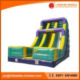 Надувные открытый замок с прыгающими мячами слайд для продажи (T4-510)