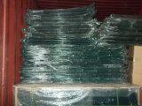 안핑 공장 ISO를 가진 삼각형에 의하여 용접되는 철망사 구부리는 담