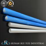 Alto alúmina Rod Polished de cerámica de la resistencia de abrasión 99.7%