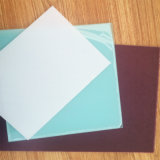 Polycarbonaat 1.5mm Berijpt Duidelijk Blad voor de Mat van de Stoel