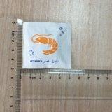 Venda por atacado mais barato limão fragrância personalizada impressa mini wet wipes para restaurante