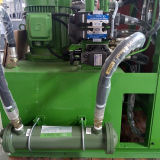 Машина инжекционного метода литья высокого качества малая вертикальная пластичная