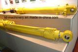 Mini asamblea de cilindro hidráulico para las piezas del excavador del cilindro del auge de KOMATSU PC220-8 del excavador de la correa eslabonada