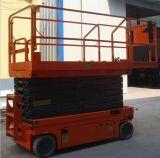 Rifornimenti esterni di alto elevatore del carrello idraulico mobile elettrico della Tabella