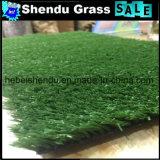 Plastic Grass 10mm para exportação com 300stitch / M