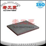 Plaques de carbure de tungstène de qualité de vieil artisan