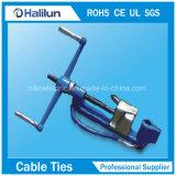 Hs-600 het Kanon van de Band van de Kabel van het roestvrij staal voor gemakkelijk het Bundelen