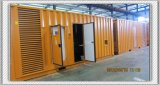 Электростанция электрического генератора 1000kw 1MW Чумминс Енгине 1250kVA тепловозная