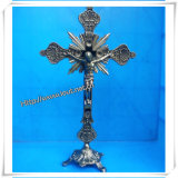 سبيكة ميري مع تمثال دينيّ, مادة دينيّ, صليب ([إيو-ك006])