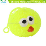 Light Up Soft Plastic Spike Bird Ball Kid Toy