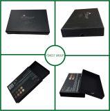 Черная коробка тени глаза бумаги типа ящика