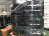 Geocell packte auf ausgeräucherten hölzernen Ladeplatten