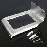 16-geleid maakt de Zonne LEIDENE van de Sensor van de Motie van de Macht Lamp Openlucht sl1-35-2 waterdicht