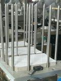 Embalaje Amchine del lacre del rodillo del PVC y de la batería del relleno