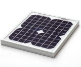 Fait dans le panneau solaire polycristallin du silicium 10W de haute performance de la Chine