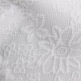 고전적인 꽃 패턴 자카드 직물 형식 직물