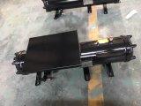 Черный тип конденсатор раковины и пробки охлаженный водой с плитой