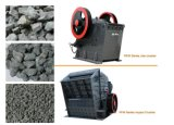 200-400tph Fabricants de concasseurs de roche / Broyeur de béton / Broyeur à mâchoires de gravier en pierre