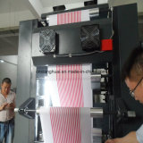Máquina de Flexoprinting de la tela de Wovens de dos colores no